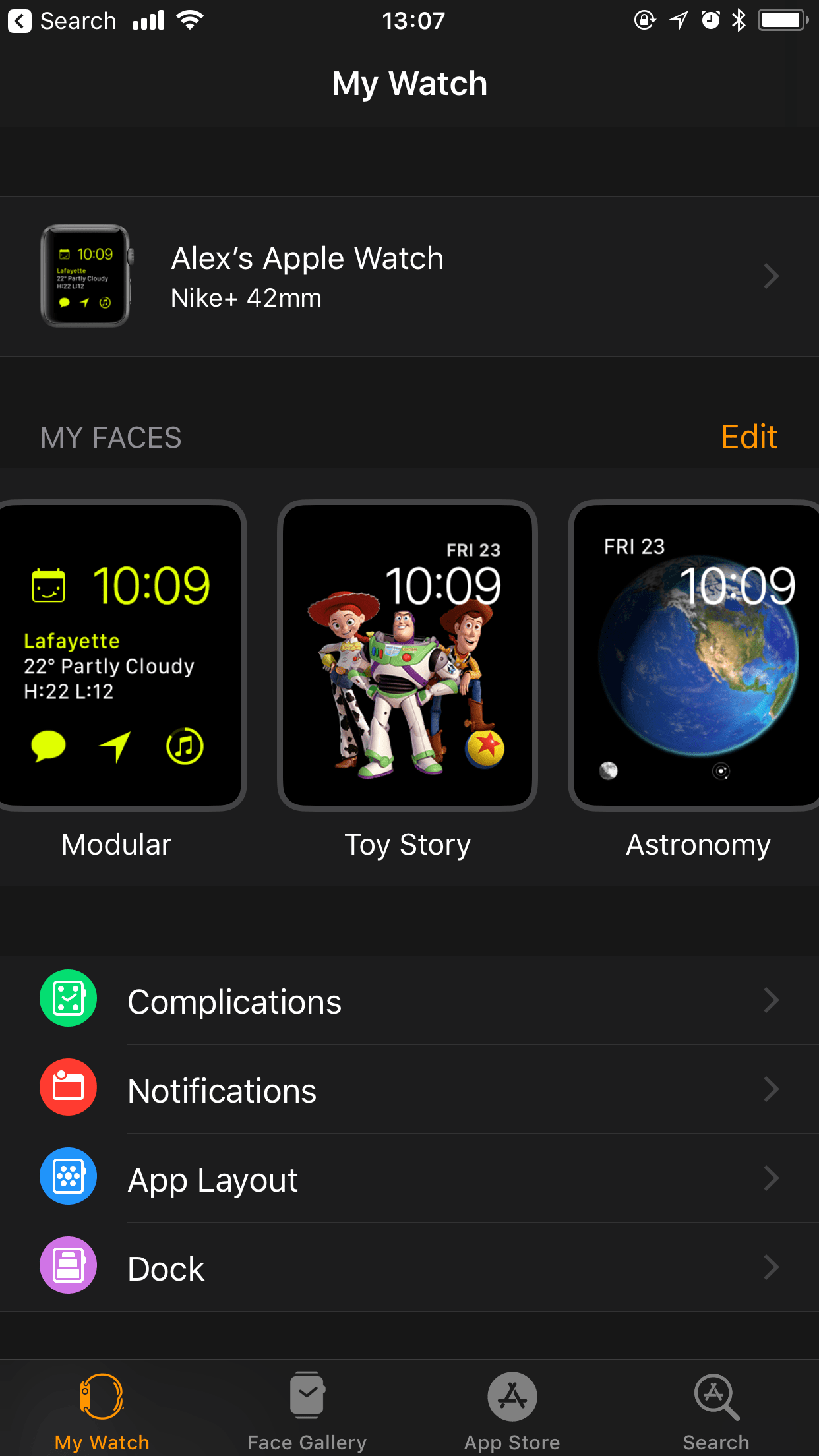 Apple Watch Setup App