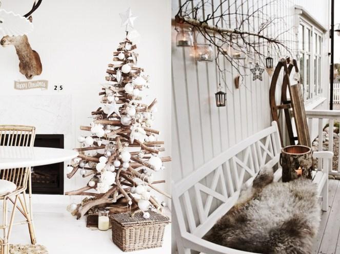 Christmas DIY : 10 Winter Decor Ideas For Holidays