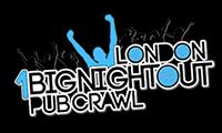 1 big night out london pub crawl