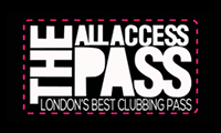 the all access pass london