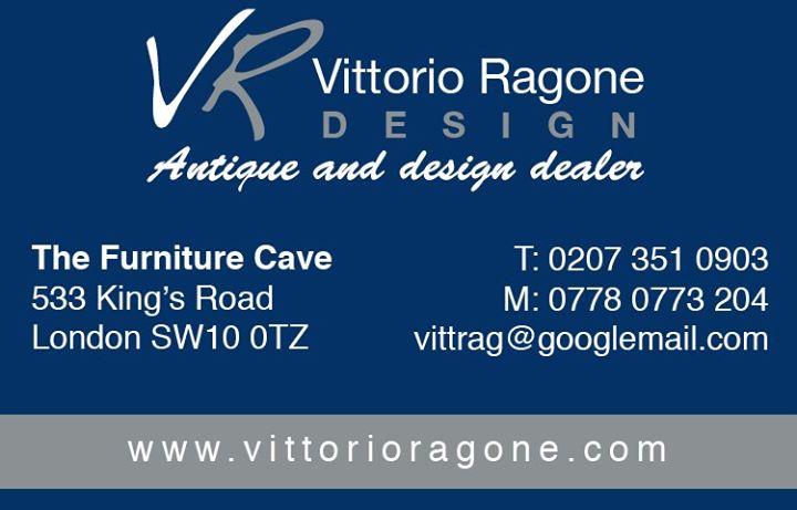 business card vittorio ragone