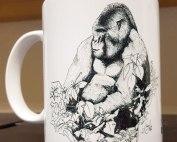 mountain gorilla wwf