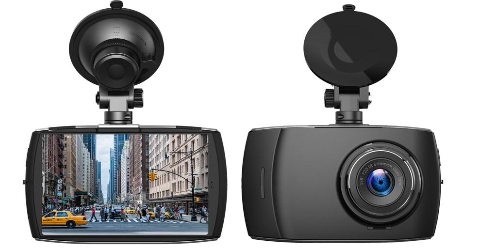 Z-Edge T3 Dash camera