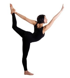 Lord of the Dance Pose- 10 Yoga Poses for Weight Loss and Flat Belly