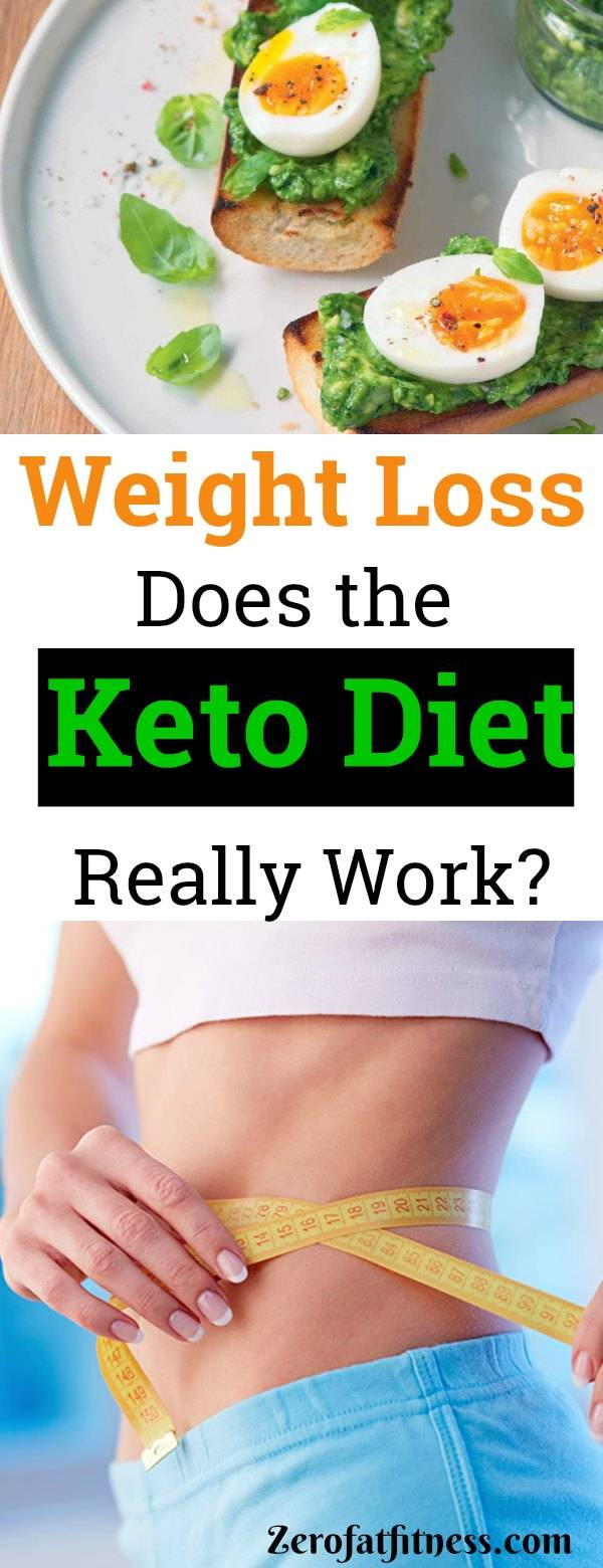 Weight Loss Does the Keto Diet Recipes Really Work