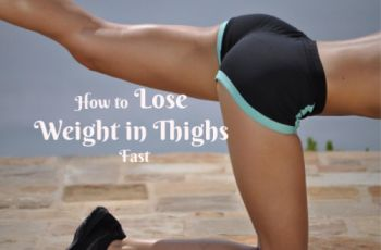 How to Lose Weight in Thighs Fast | How to Get Rid of Thigh Fat in Less than a Week