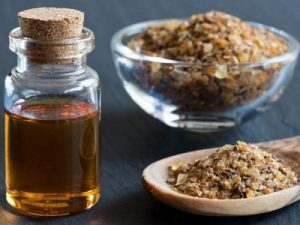 Myrrh Oil for Glowing Skin