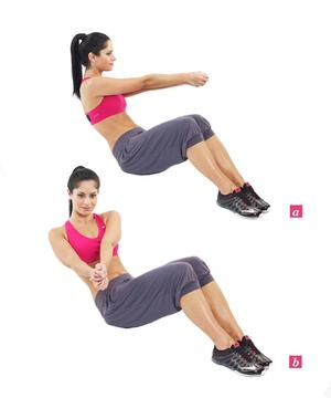How to Get Rid of Love Handles: 7 Easy Workouts