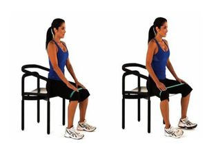 Seated Hip Abduction- 10 Best Resistance Band Exercises for Legs and Glutes