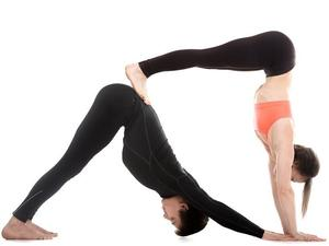 11 Easy Yoga Poses for Two People: Friends, Partner, and Lover