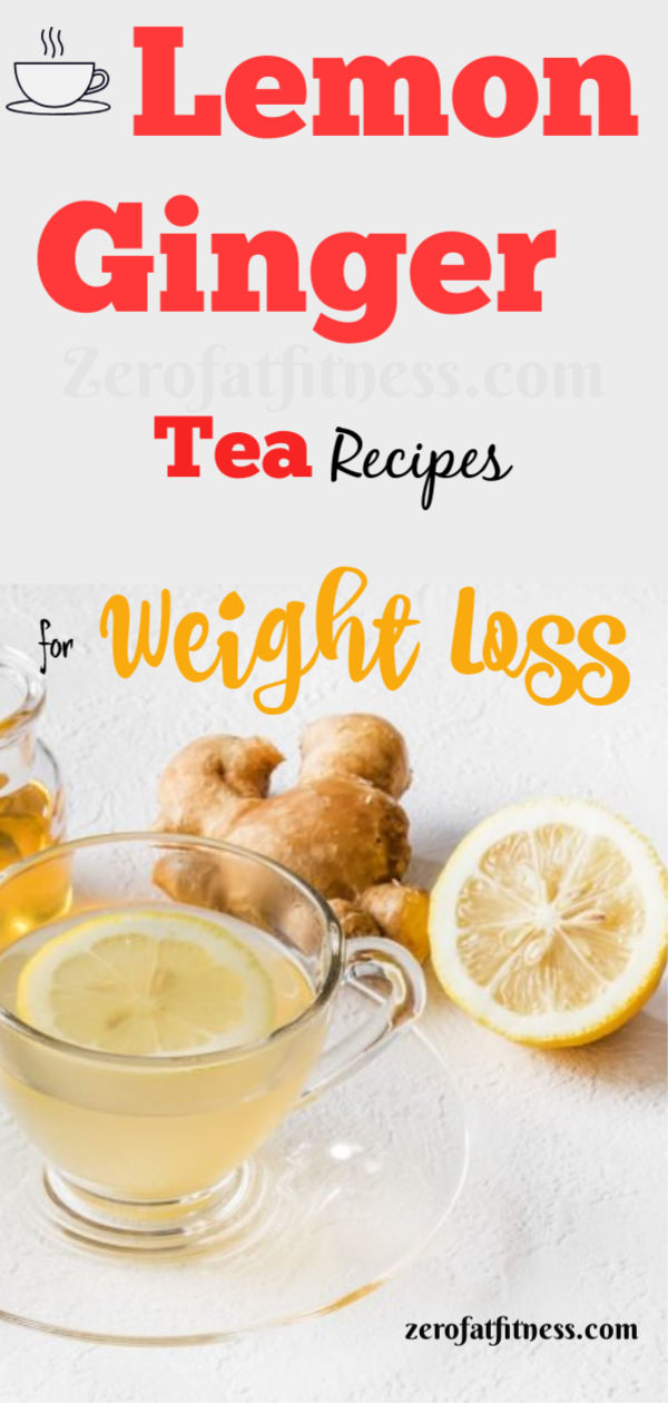 Ginger Water for Weight Loss: The Detox Drink That Burns Fat from Your Back, Waist and Thighs