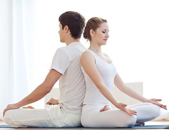 11 easy yoga poses for two people friends partners and