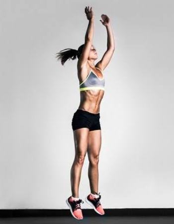 Burpees to Get Rid of Upper Belly Fat