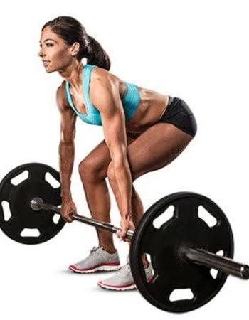 Deadlifts for glute