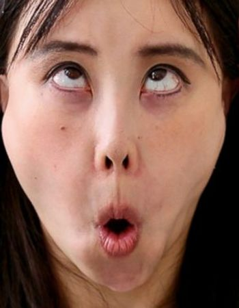 The Happy Face Lifter Exercise for Double Chin