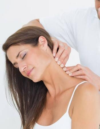 Massage for Neck Pain Treatment Relief