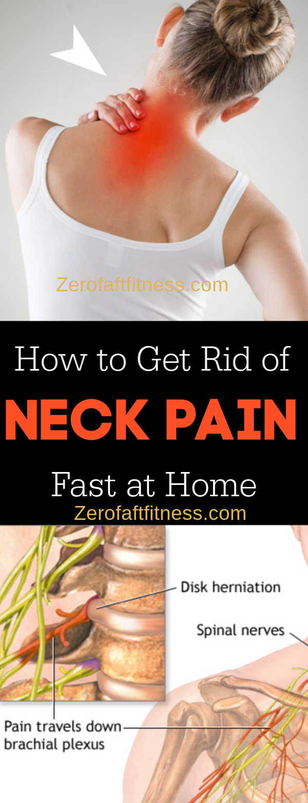 Neck Pain Exercises - How to Get Rid of Neck Pain at Home