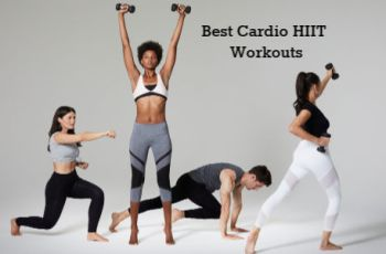 Best Cardio HIIT Workouts to Lose Weight and Belly Fat. This fat burning workouts are perfect to workout at home for beginners. #cardioworkout