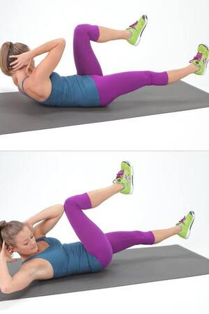 11 best core workouts routine for beginners at home get