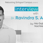 Interview With Dr. Ravindra S. Apare