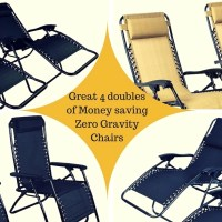 Great 4 doubles of Money saving Zero Gravity