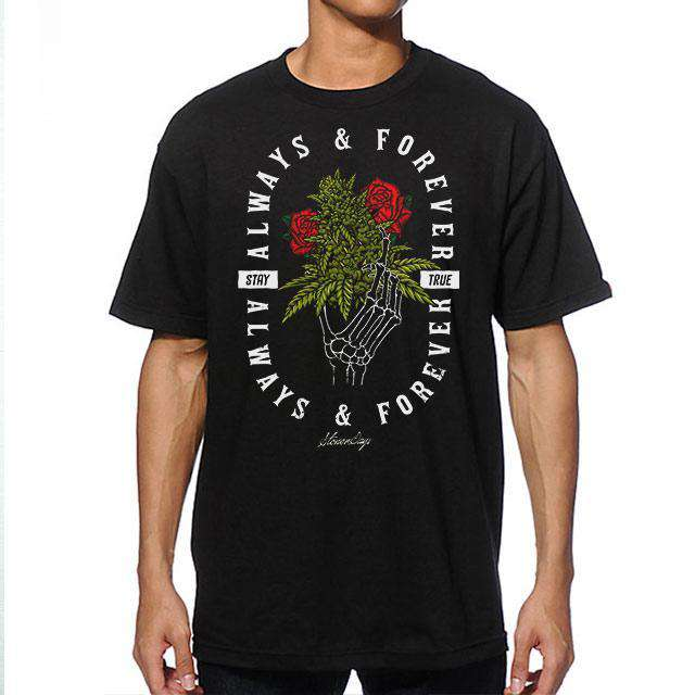 MEN'S ALWAYS AND FOREVER TEE