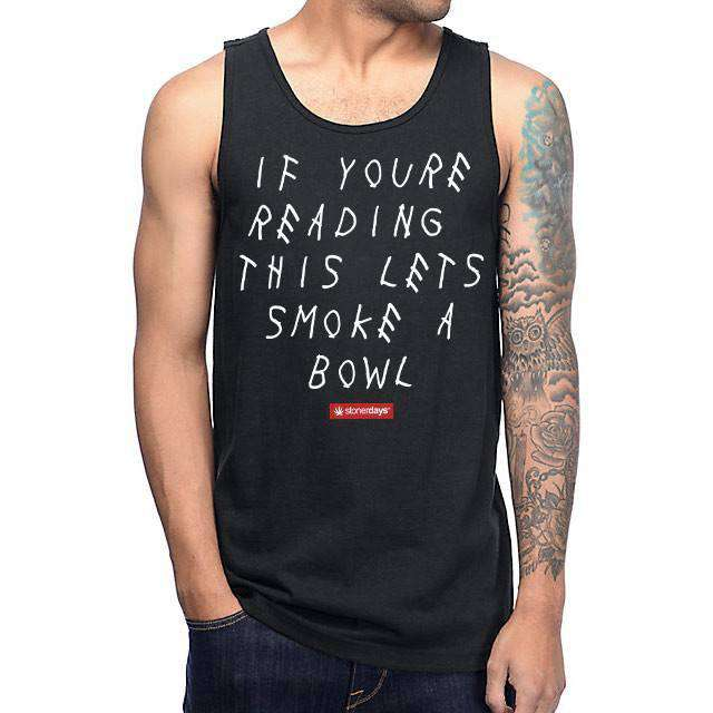 MENS IF YOU'RE READING THIS TANK