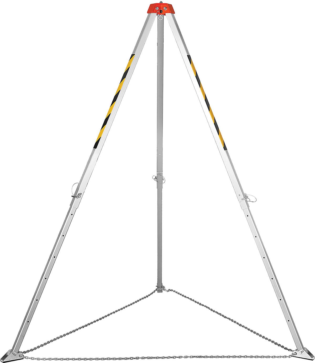 Aluminium Tripod With Chain Amp Bag