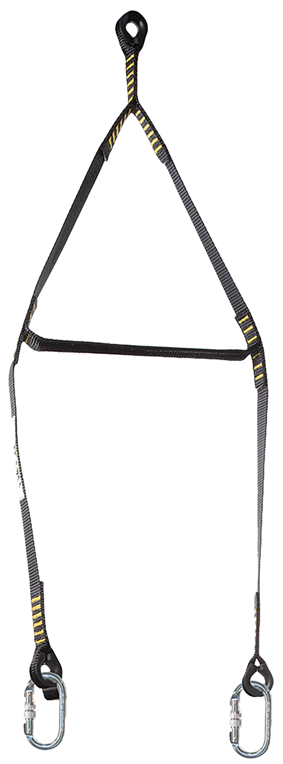 Spreader Bar With Carabiners