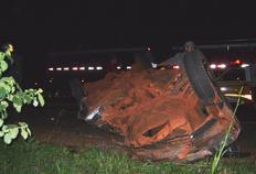 Colisão frontal causa terceira morte no trânsito em menos de seis horas no RS Divulgação/Polícia Rodoviária Estadual