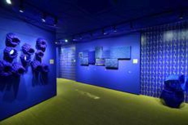 É tendência: azul é a mais evidente aposta cromática na Mostra Casa&Cia Eduardo Liotti/Especial