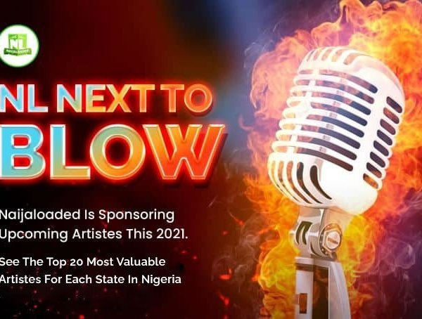 [Ent News]: Naijaloaded Releases The Top 20 Next To Blow Artist List