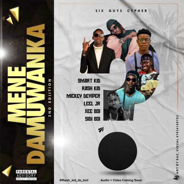 [Audio+Video] Mene Damuwanka Cypher