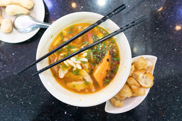 Vietnam Is The Best Country For Digital Nomads-vietnam pho from New Restaurant
