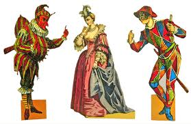 commedia dell'arte, theatre