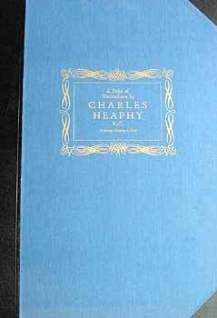 Charles Heaphy Watercolours