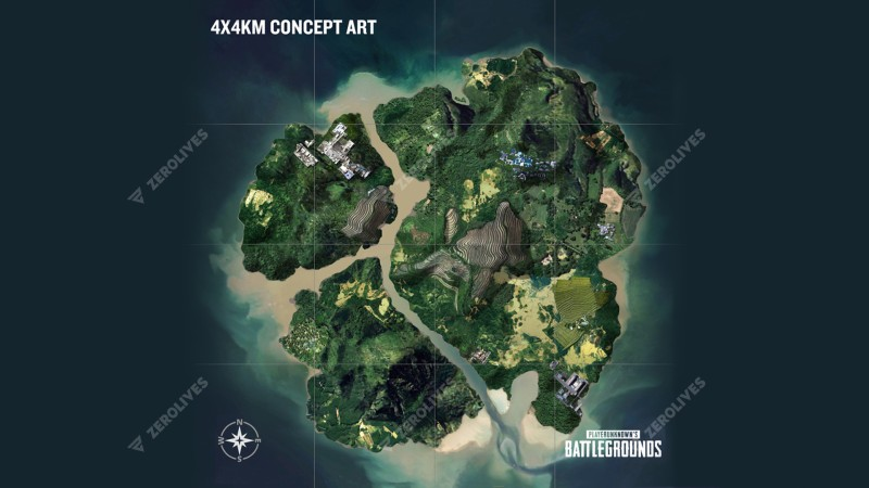 New PlayerUnknowns Battlegrounds Concept Art Shows