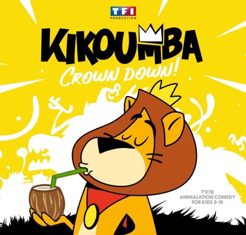 Kikoumba série d'animation 78×7 minutes en post-production pour TF1 Production