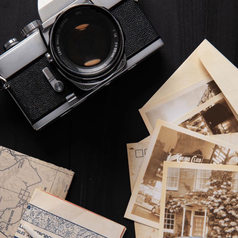 Come organizzare le foto senza sbatti