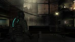 Dead Space 2 - Titan Cityscape