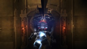 Dead Space 2 - Train Cars