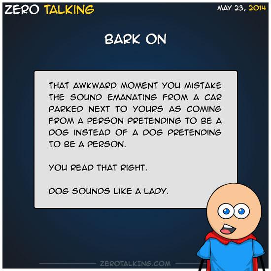 bark-on-zero-dean