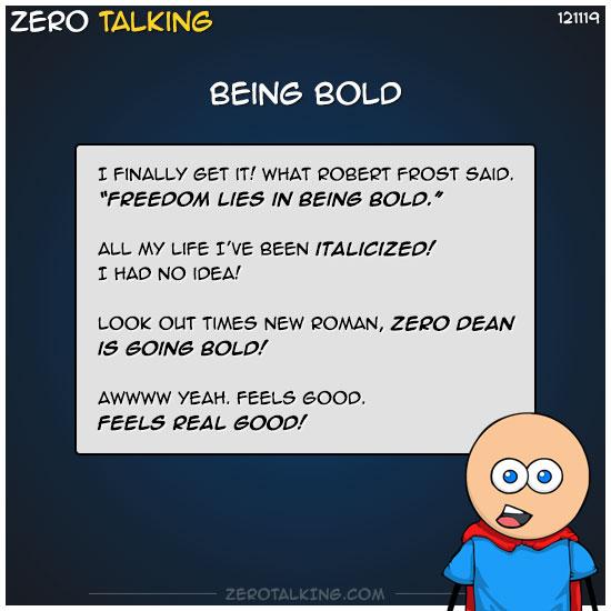 being-bold-zero-dean