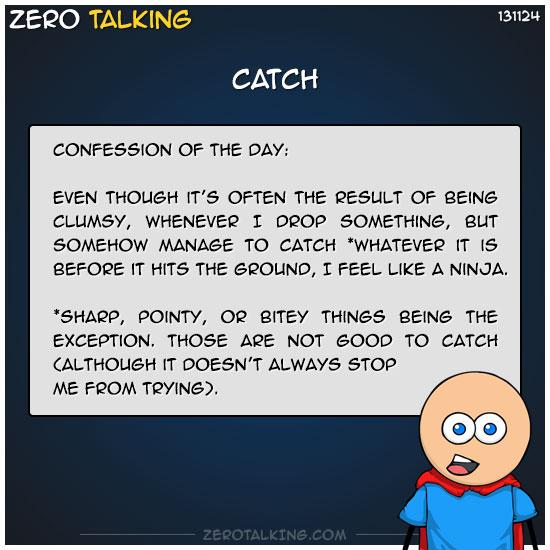catch-zero-dean