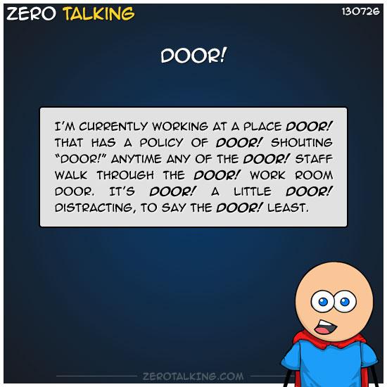 door-zero-dean