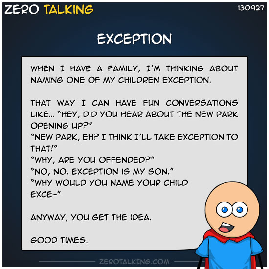 exception-zero-dean
