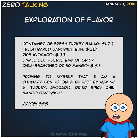 exploration-of-flavor-zero-dean