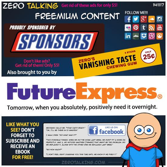 freemium-content-zero-dean
