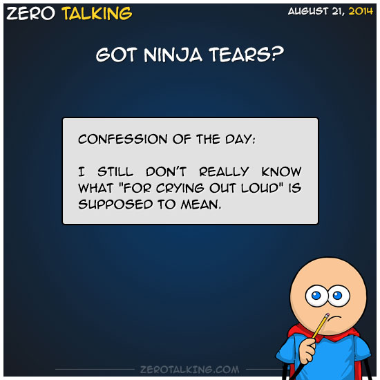 got-ninja-tears-zero-dean