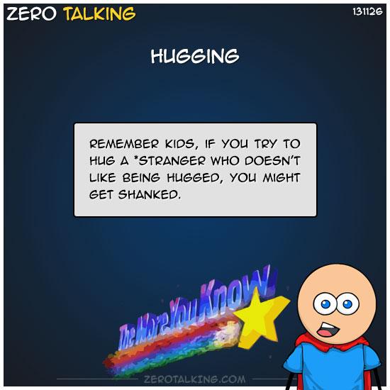 hugging-zero-dean